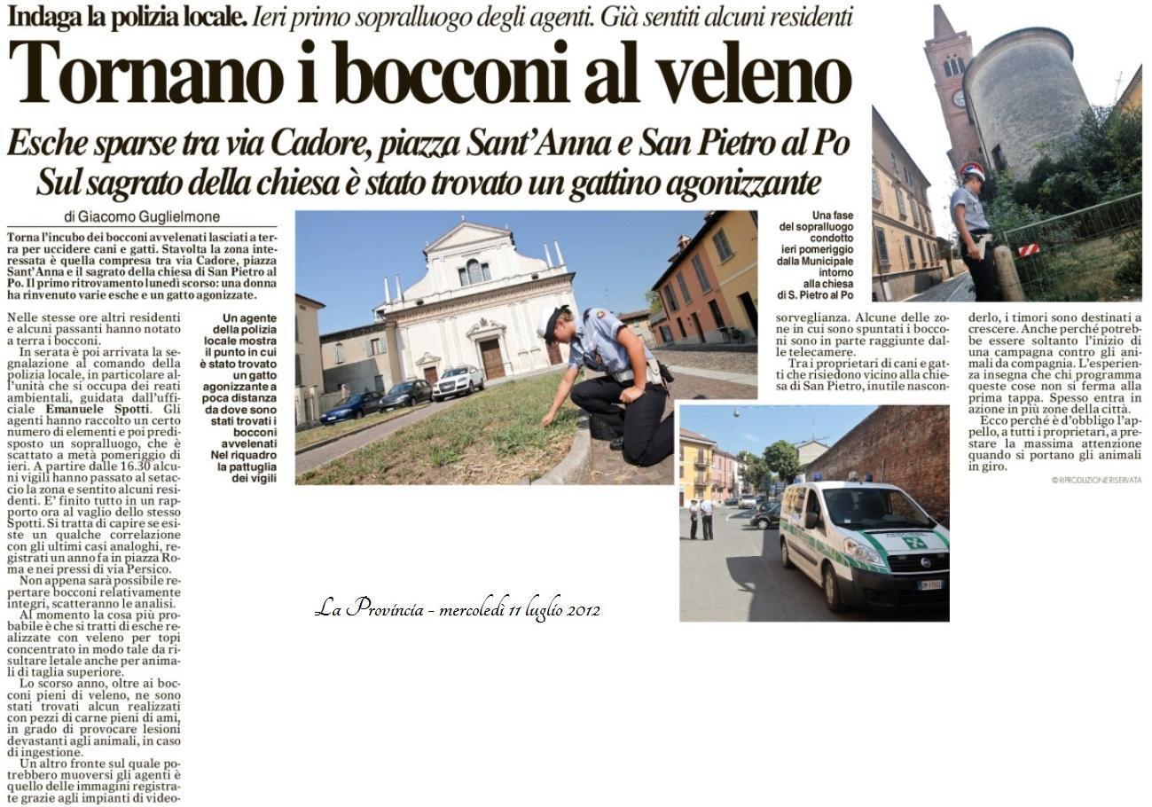 UNA Cremona Argomenti